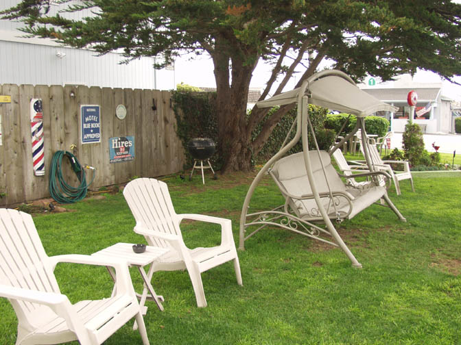 Cypress Tree Motel - Cayucos, CA